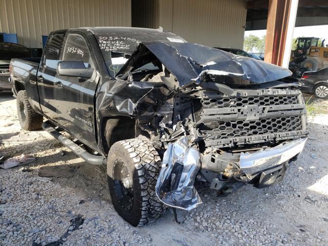 Vehiculos salvage en venta de Copart Homestead, FL: 2014 Chevrolet Silverado