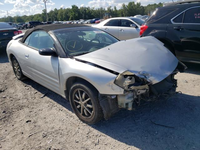 Mitsubishi salvage cars for sale: 2001 Mitsubishi Eclipse SP