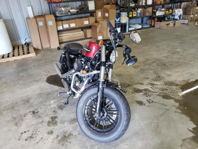 Harley-Davidson XL1200 XS salvage cars for sale: 2019 Harley-Davidson XL1200 XS