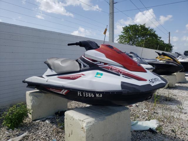 Vehiculos salvage en venta de Copart Homestead, FL: 2017 Yamaha VX