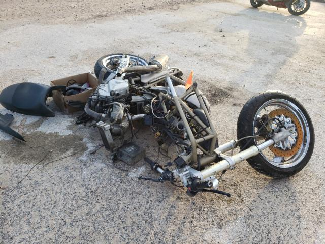 Salvage cars for sale from Copart Houston, TX: 1997 Ducati M750