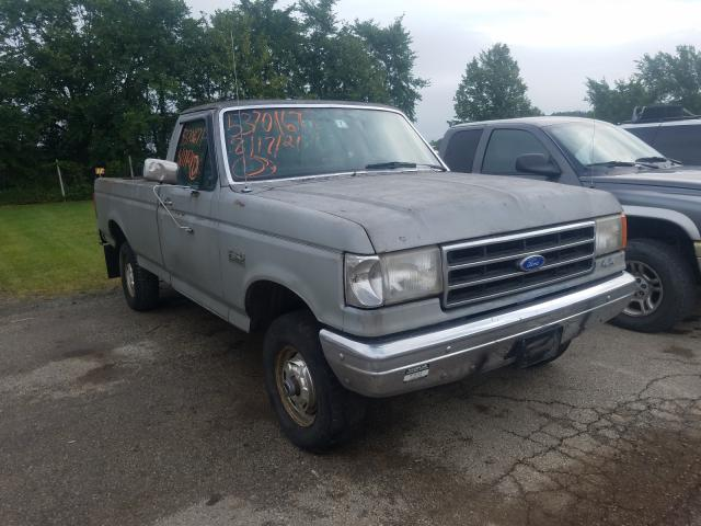 1991 Ford F150 en venta en Warren, MA