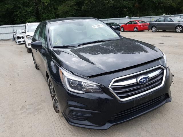 Salvage cars for sale from Copart Glassboro, NJ: 2019 Subaru Legacy 2.5