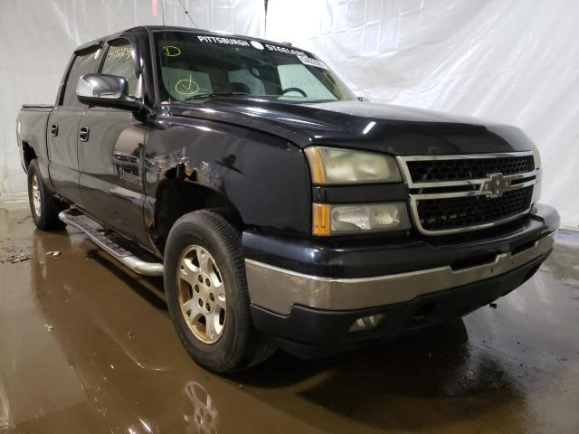 Salvage cars for sale from Copart Central Square, NY: 2006 Chevrolet Silverado