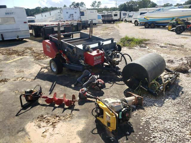 Salvage trucks for sale at Theodore, AL auction: 2000 Miscellaneous Equipment Tools
