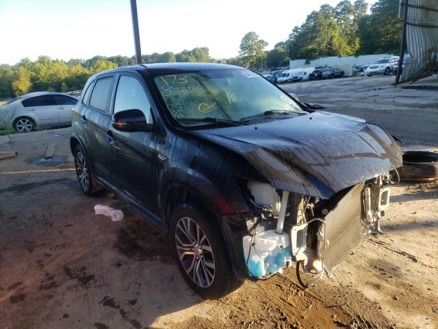 Vehiculos salvage en venta de Copart Fairburn, GA: 2018 Mitsubishi Outlander