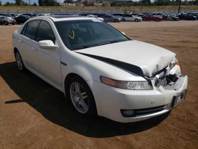 Acura TL salvage cars for sale: 2007 Acura TL
