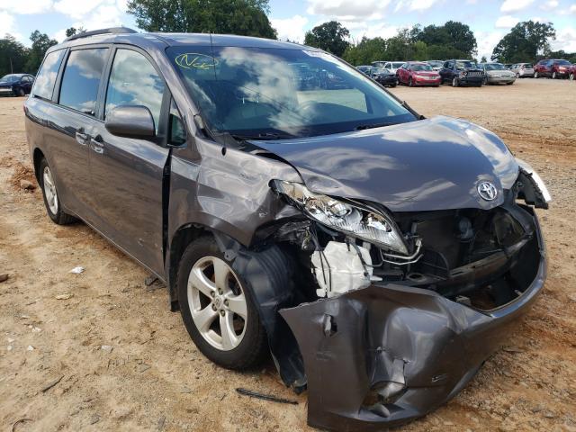 Vehiculos salvage en venta de Copart China Grove, NC: 2012 Toyota Sienna LE
