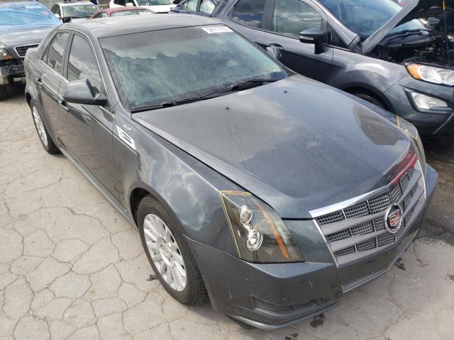 Cadillac Vehiculos salvage en venta: 2010 Cadillac CTS
