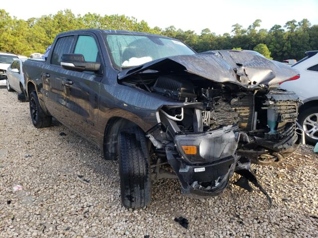 Salvage cars for sale from Copart Houston, TX: 2021 Dodge RAM 1500 BIG H