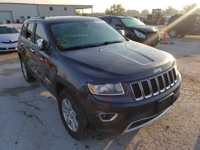 Salvage cars for sale from Copart Kansas City, KS: 2014 Jeep Grand Cherokee