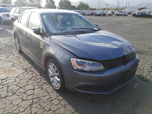 Salvage cars for sale from Copart Colton, CA: 2012 Volkswagen Jetta