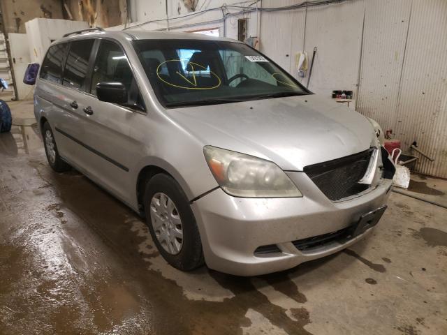 2006 Honda Odyssey LX en venta en Casper, WY