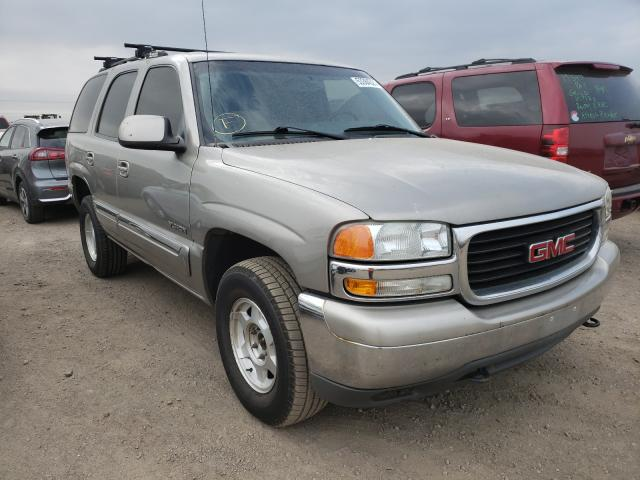 GMC Yukon salvage cars for sale: 2003 GMC Yukon