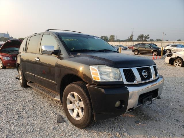 Nissan Armada salvage cars for sale: 2004 Nissan Armada