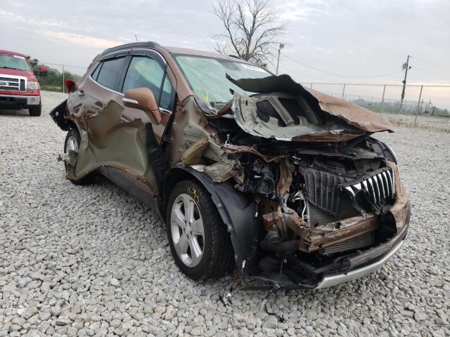 Купить 2016 Buick Encore 1.4L