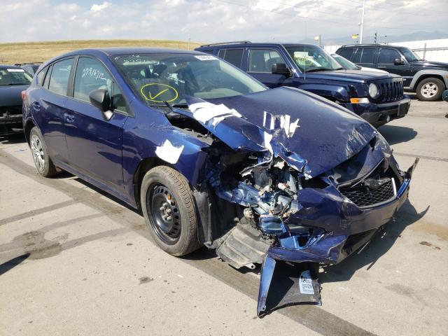 Subaru Impreza salvage cars for sale: 2018 Subaru Impreza