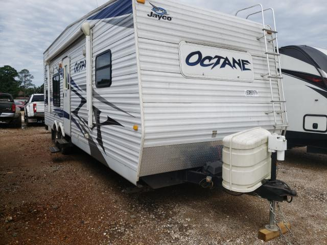 Salvage cars for sale from Copart Longview, TX: 2010 Jayco Travel Trailer