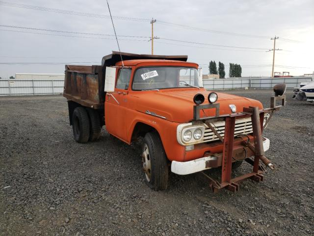 Salvage cars for sale from Copart Airway Heights, WA: 1959 Ford Other