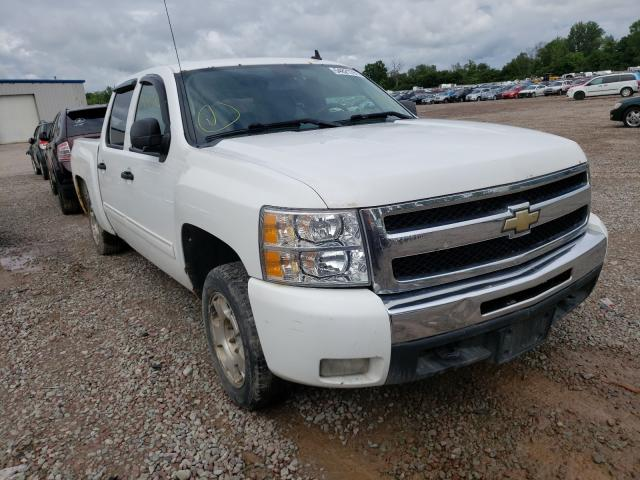 Salvage cars for sale from Copart Central Square, NY: 2011 Chevrolet Silverado