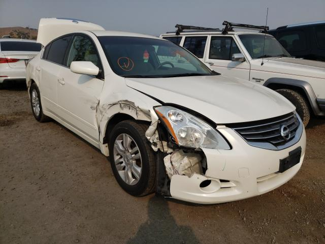 Salvage cars for sale from Copart San Martin, CA: 2010 Nissan Altima Base