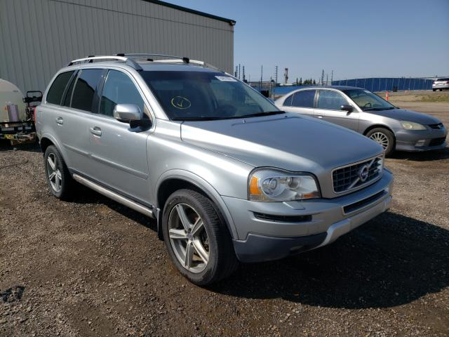 Salvage cars for sale from Copart Rocky View County, AB: 2011 Volvo XC90 R DES