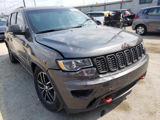 Vehiculos salvage en venta de Copart Los Angeles, CA: 2018 Jeep Grand Cherokee