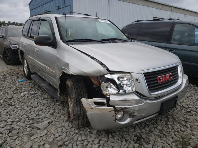 Salvage cars for sale from Copart Windsor, NJ: 2005 GMC Envoy