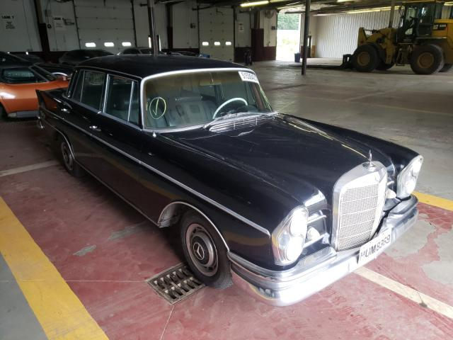 Salvage cars for sale from Copart Marlboro, NY: 1967 Mercedes-Benz 230S
