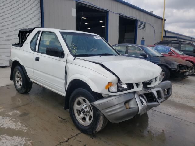 Isuzu salvage cars for sale: 2002 Isuzu Rodeo Sport