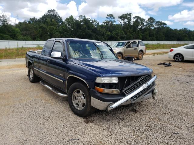 Chevrolet salvage cars for sale: 2001 Chevrolet Silverado
