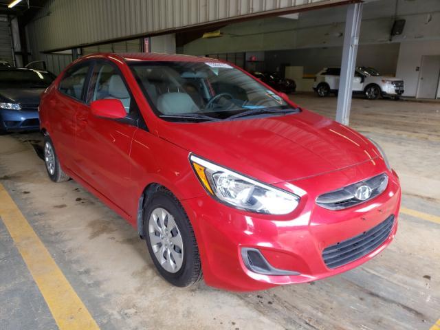 Vehiculos salvage en venta de Copart Mocksville, NC: 2016 Hyundai Accent SE