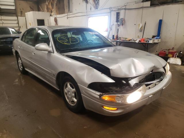 2001 Buick Lesabre CU en venta en Casper, WY