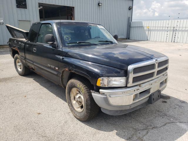Dodge salvage cars for sale: 1998 Dodge RAM 1500
