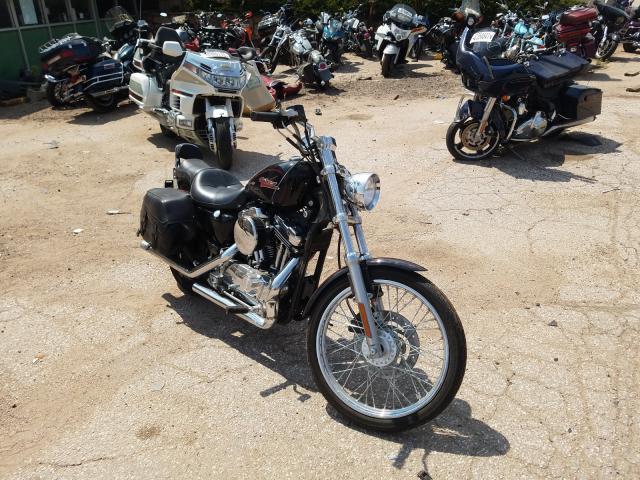 Vehiculos salvage en venta de Copart Colorado Springs, CO: 2002 Harley-Davidson XL1200 C