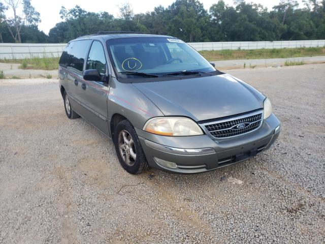 Ford Windstar salvage cars for sale: 2000 Ford Windstar