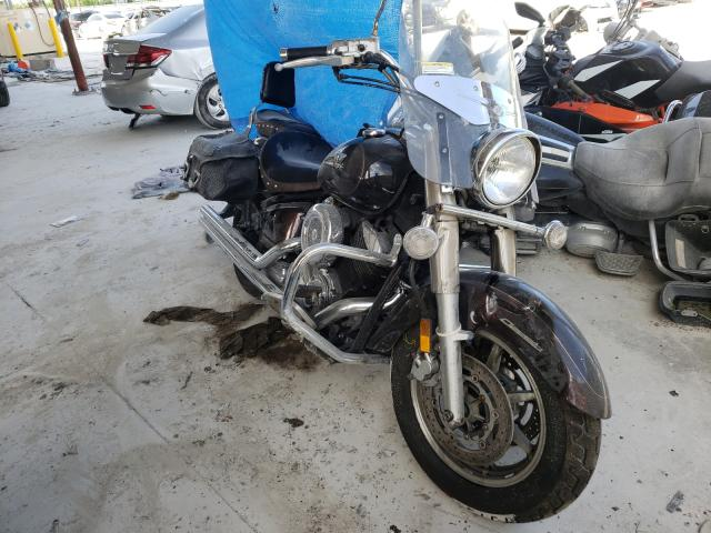 Salvage cars for sale from Copart Homestead, FL: 2004 Yamaha XVS1100 A