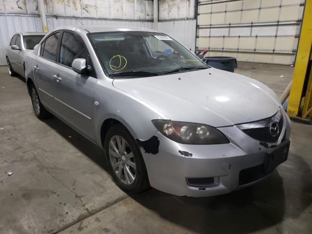 Vehiculos salvage en venta de Copart Woodburn, OR: 2008 Mazda 3 I