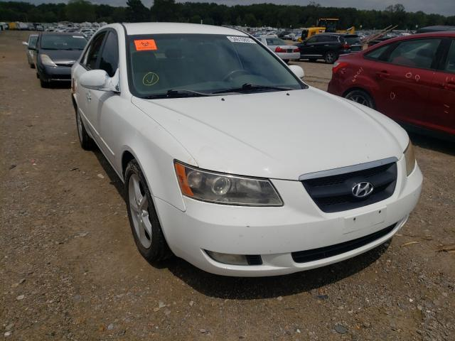 Salvage cars for sale from Copart Conway, AR: 2006 Hyundai Sonata GLS