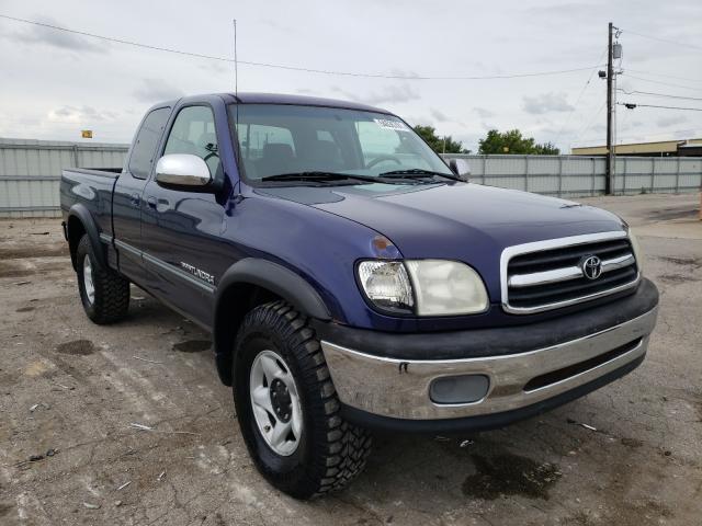 Toyota Vehiculos salvage en venta: 2001 Toyota Tundra ACC