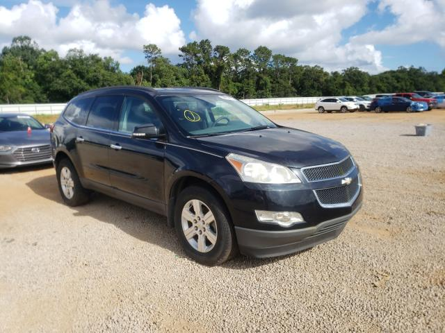 Salvage cars for sale from Copart Theodore, AL: 2012 Chevrolet Traverse L