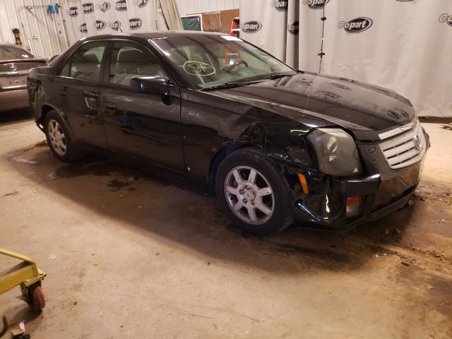 Salvage cars for sale from Copart Tifton, GA: 2007 Cadillac CTS