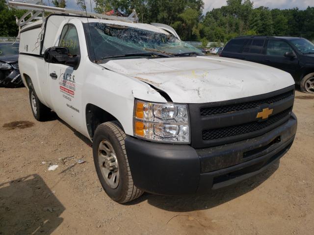 Salvage cars for sale from Copart Davison, MI: 2012 Chevrolet Silverado