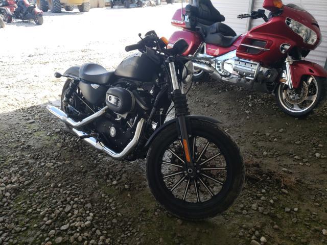Harley-Davidson Vehiculos salvage en venta: 2015 Harley-Davidson XL883 Iron