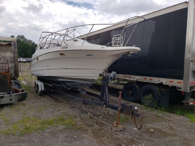 Salvage boats for sale at Ellwood City, PA auction: 1996 Bayliner Ciera