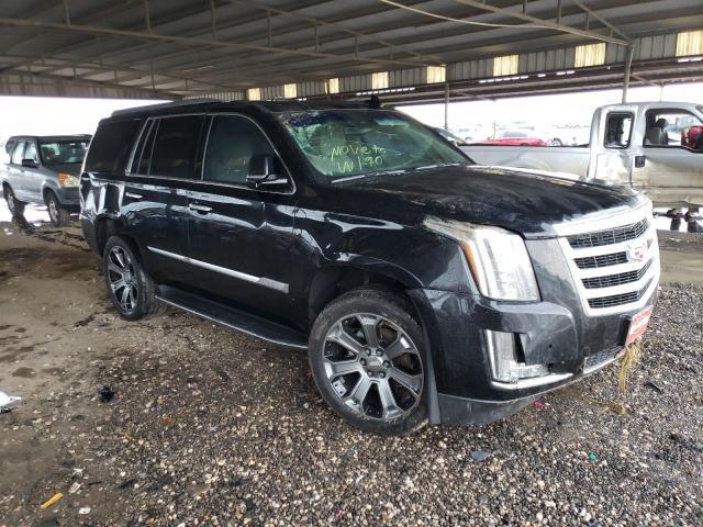 Cadillac Vehiculos salvage en venta: 2016 Cadillac Escalade L