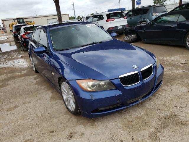 Vehiculos salvage en venta de Copart Temple, TX: 2007 BMW 328 I