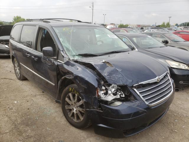 Chrysler Pacifica salvage cars for sale: 2009 Chrysler Pacifica