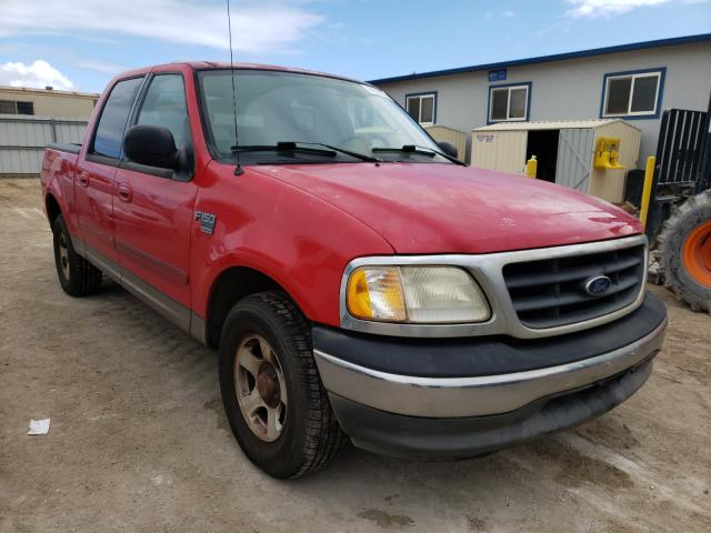 Salvage cars for sale from Copart Kapolei, HI: 2003 Ford F150 Super