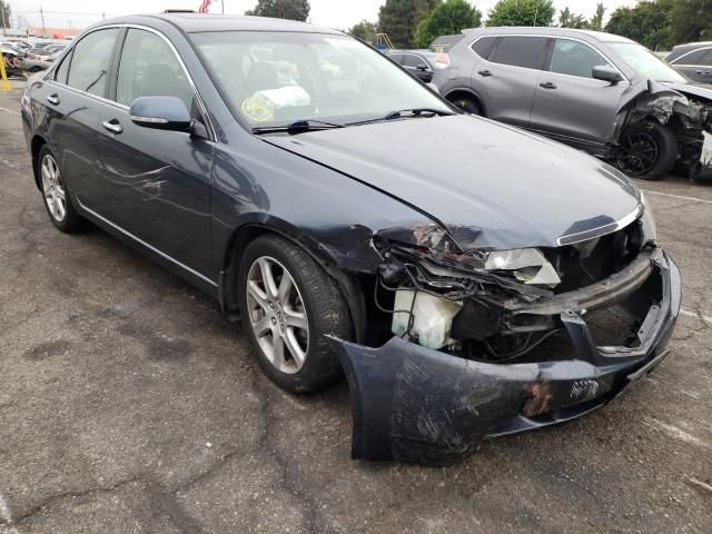 Acura TSX salvage cars for sale: 2005 Acura TSX